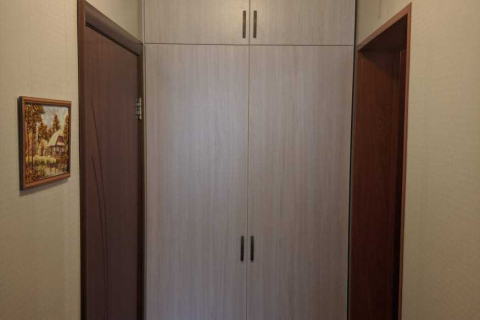 Шкаф и антресоль