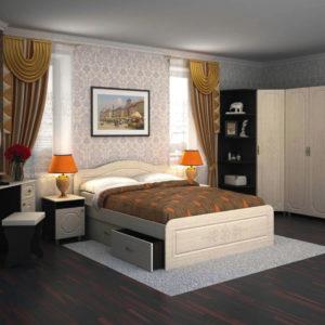 спальный гарнитур в Москве под заказ