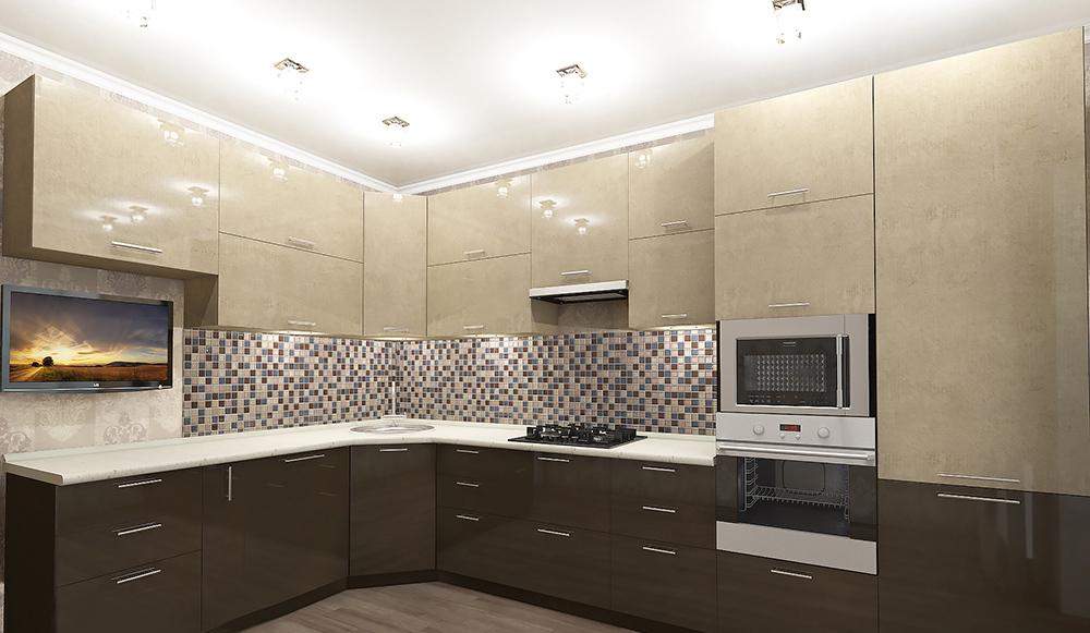 Кухня в Москве под заказ