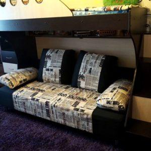 Стильная мебель в детскую