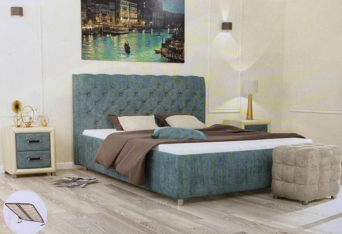 Спальня, кровать Мария